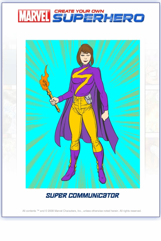 super-communicator
